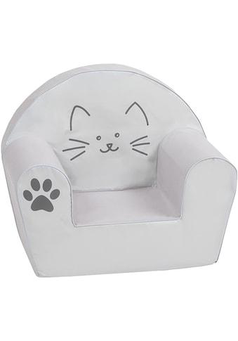 Knorrtoys® Sessel »Katze Lilli«, für Kinder; Made in Europe kaufen
