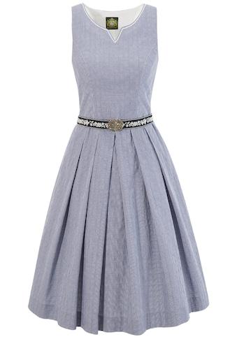 Hammerschmid Trachtenkleid im Vichy - Karo kaufen