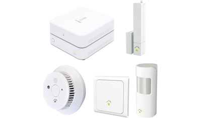»Sicherheitspaket powered by Livisi« Smart - Home Starter - Set kaufen