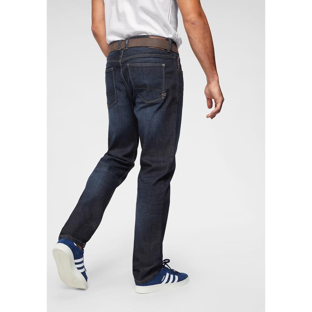 camel active Regular-fit-Jeans »HOUSTON«