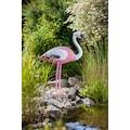 Heissner Teichfigur »Flamingo«, Höhe: 74 cm