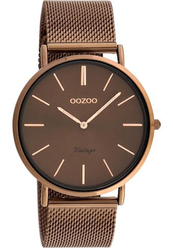 OOZOO Quarzuhr »C20004« kaufen