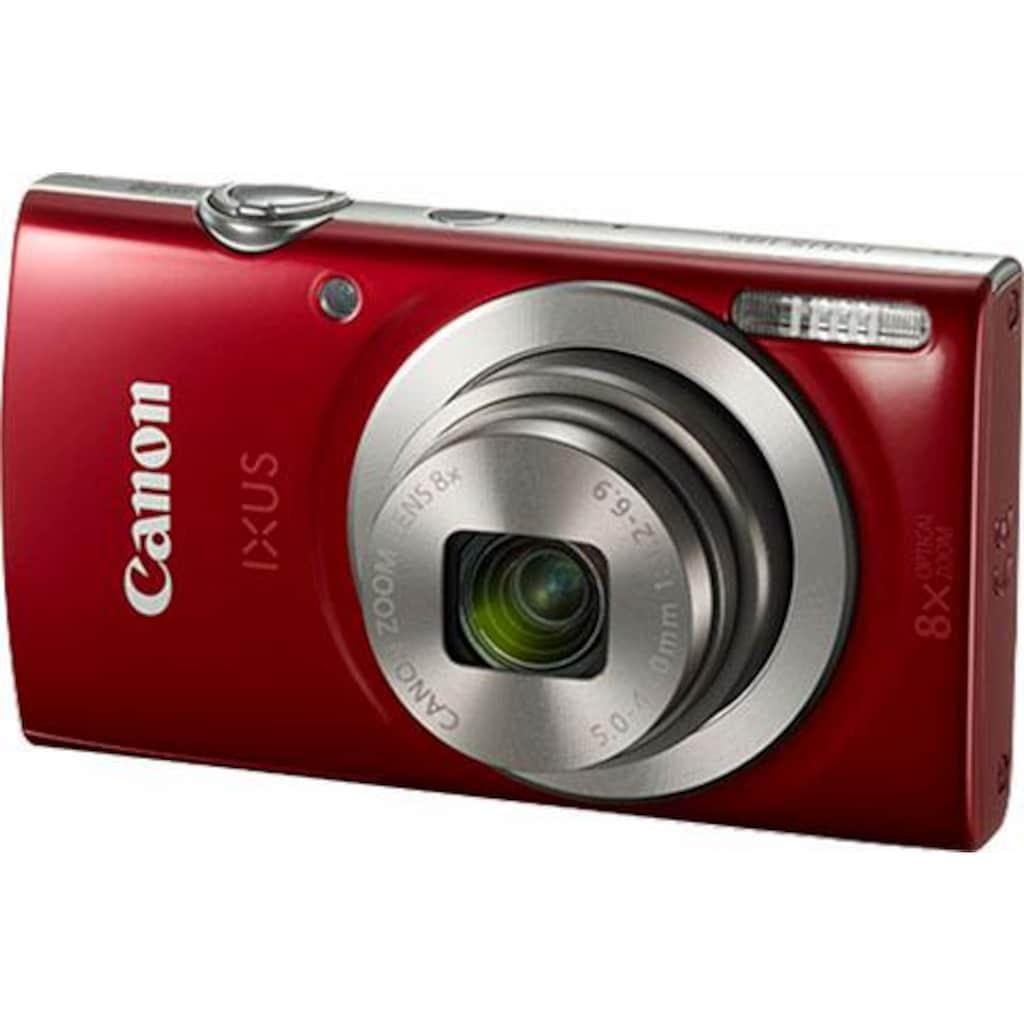 Canon Superzoom-Kamera »IXUS 185«, Gesichtserkennung
