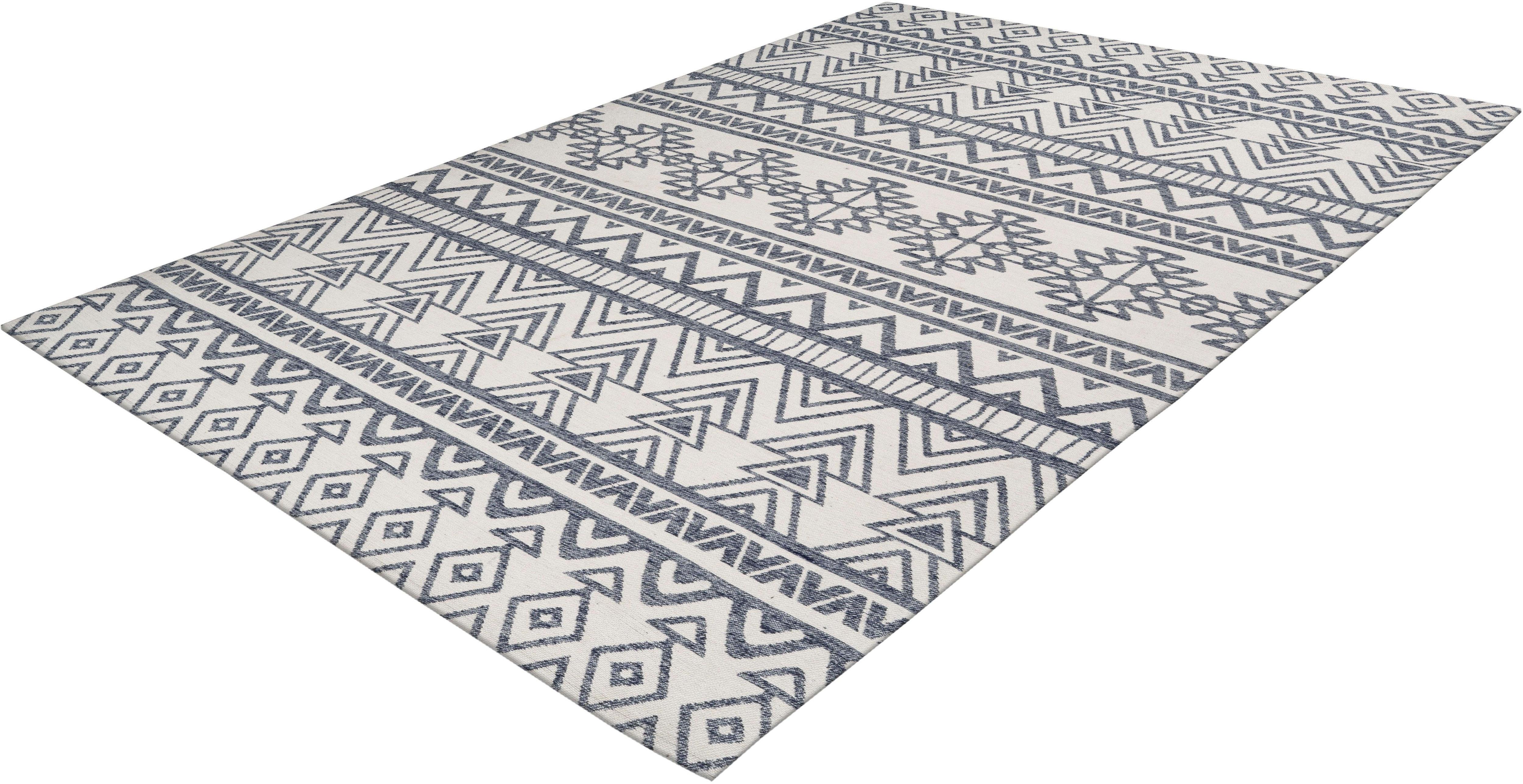 Teppich Rico 505 calo-deluxe rechteckig Höhe 10 mm maschinell gewebt