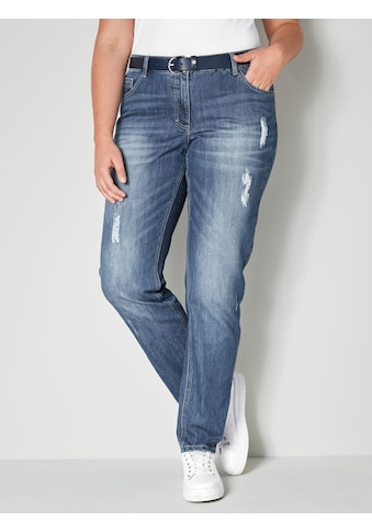 Angel of Style by Happy Size Slim Fit Jeans kaufen