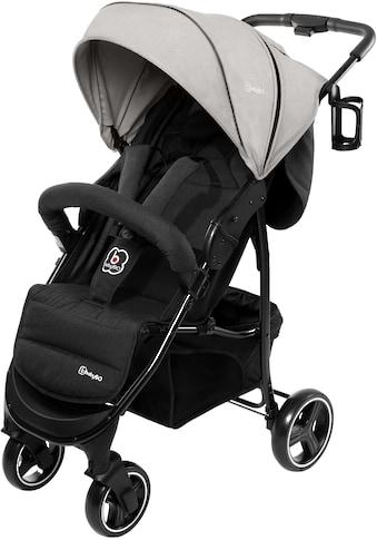 BabyGo Sport-Kinderwagen »Basket, Grey melange«, Buggy kaufen