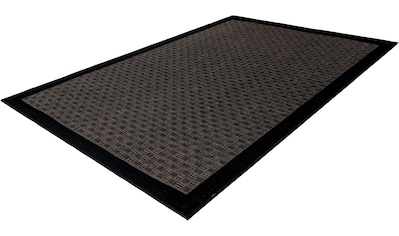 calo-deluxe Teppich »Perugia 1070«, rechteckig, 7 mm Höhe, In- und Outdoor geeignet,... kaufen