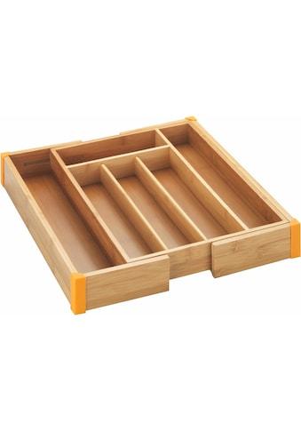 WENKO Besteckkasten »Bambus« kaufen