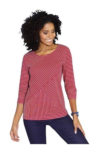 Classic Basics Shirt mit Streifenmuster kaufen