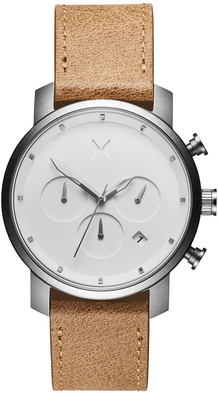MVMT Chronograph Chrono (40mm) MC02-WT | Uhren > Chronographen | Beige | Mvmt