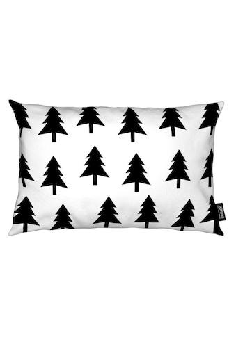 Dekokissen, »Tree Pattern«, Juniqe kaufen