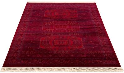 Teppich, »Raika«, DELAVITA, rechteckig, Höhe 10 mm, maschinell gewebt kaufen