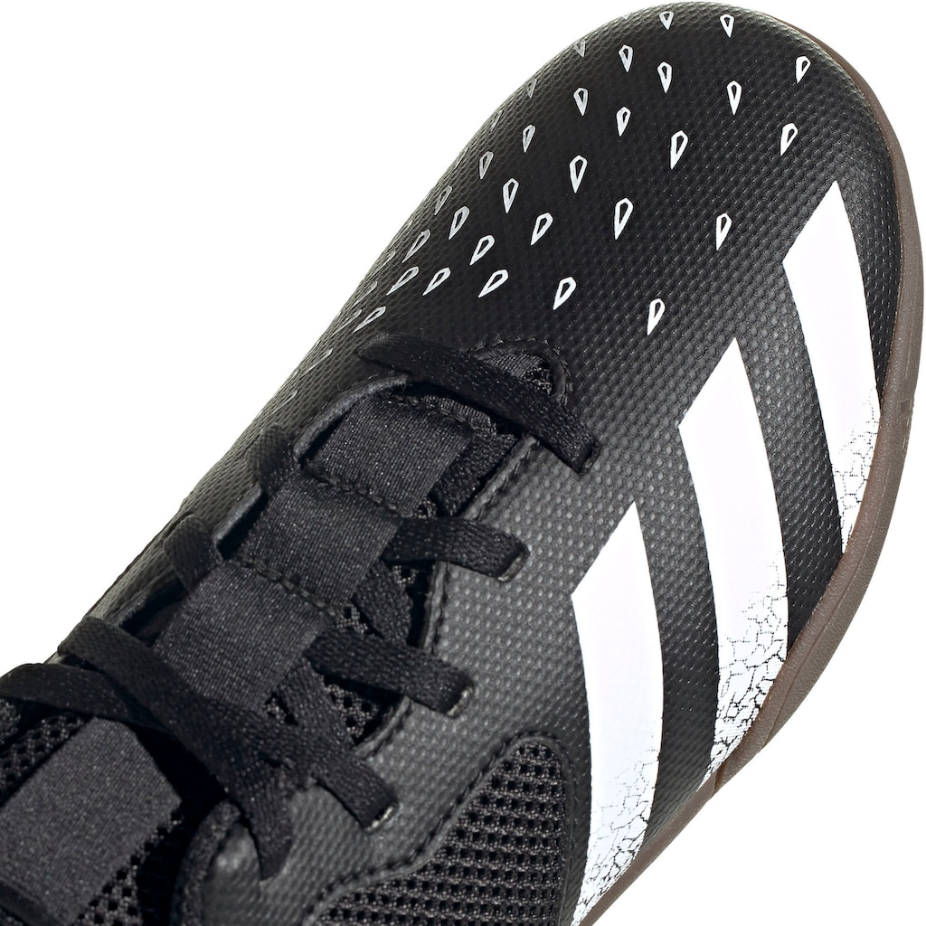 "adidas Performance Fußballschuh »PREDATOR FREAK 4 IN J ""Black Pack""«"