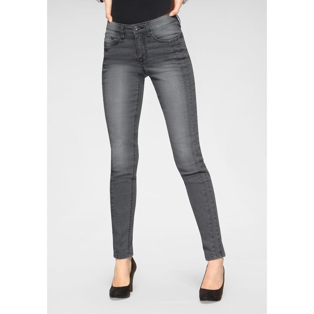 Arizona Slim-fit-Jeans, Mit modischen Nahtverläufen - NEUE KOLLEKTION