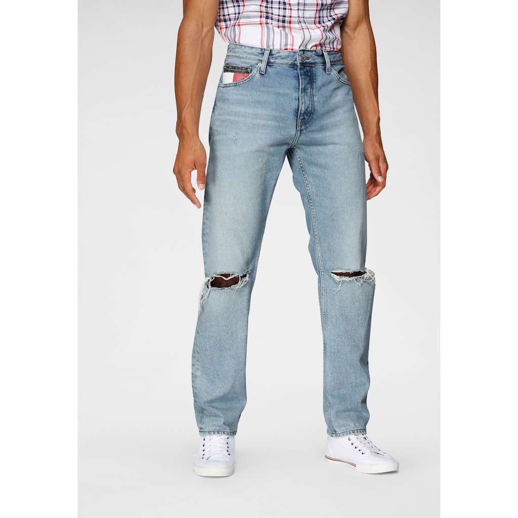 Tommy Jeans Straight-Jeans »ETHAN RLXD STRAIGHT«