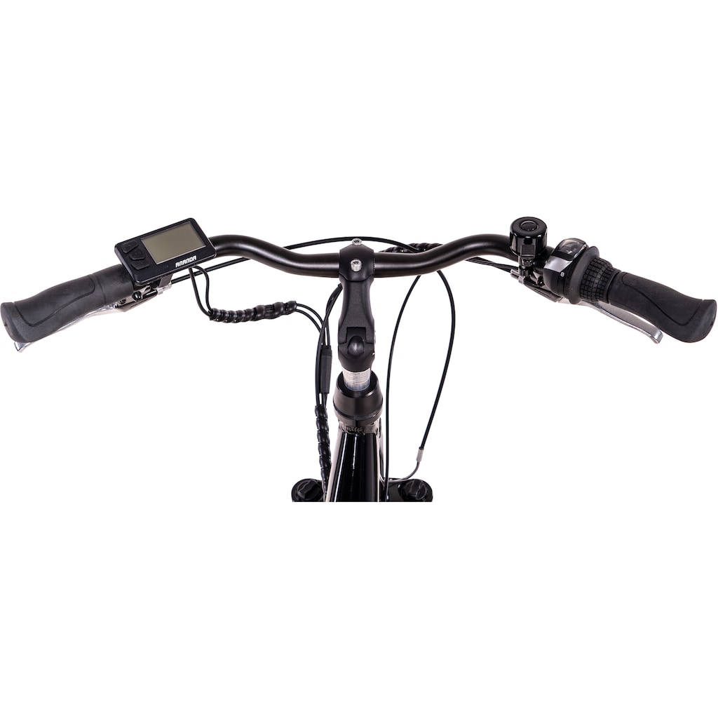 Chrisson E-Bike »E-GENT«, 8 Gang, Shimano, RD-M360-SGS, Frontmotor 250 W