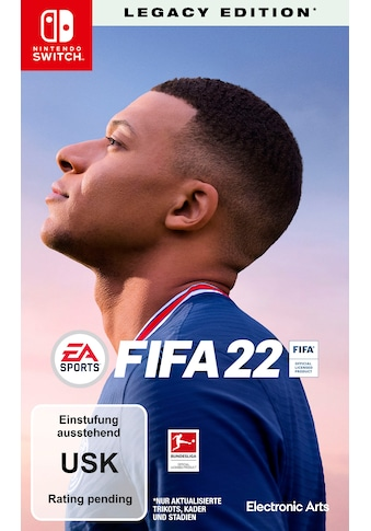 Electronic Arts Spiel »Switch FIFA 22 Legacy Edition«, Nintendo Switch kaufen