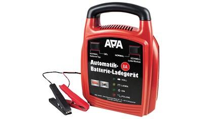 APA Batterie-Ladegerät, 8000 mA, 12 V kaufen