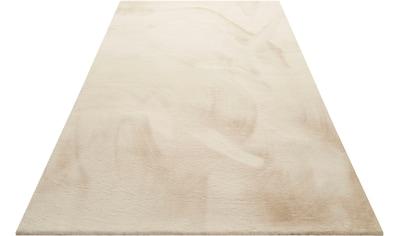 Hochflor - Teppich, »Anna«, Wecon home Basics, rechteckig, Höhe 25 mm, maschinell getuftet kaufen