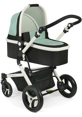 "CHIC4BABY Kombi - Kinderwagen ""Passo, mint"" kaufen"