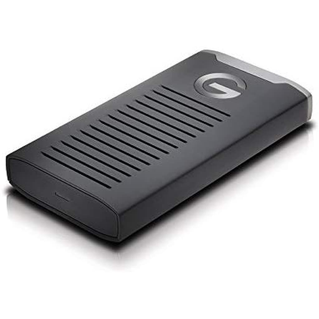 G-Technology externe SSD »robuste, zuverlässige Speicherlösung«, G-DRIVE mobile R-Series SSD