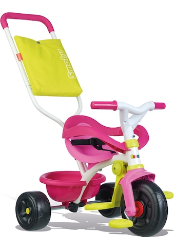 Smoby Dreirad »Be Fun Komfort, rosa«, Made in Europe kaufen