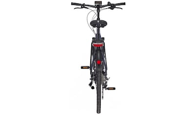 FISCHER Fahrräder E - Bike »ETD 1820«, 9 Gang Shimano Deore Schaltwerk, Kettenschaltung, Mittelmotor 250 W kaufen