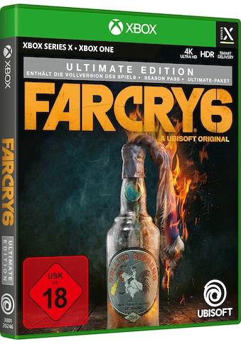 UBISOFT Spiel »Far Cry 6 - Ultimate Edition«, Xbox Series X kaufen