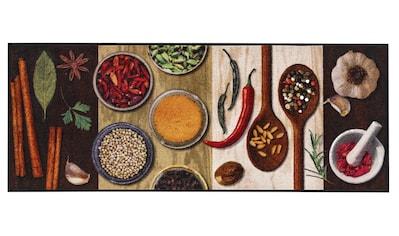 Fußmatte Hot Spices, waschbar kaufen