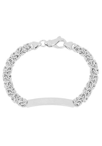 Firetti Silberarmband »ID-Armband Gravur-Artikel, glänzend, halbmassiv« kaufen