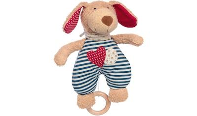 Sigikid Spieluhr »Green Collection, Hund«, Made in Europe kaufen