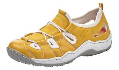 Rieker Slip-On Sneaker, mit herausnehmbarem Textilfußbett kaufen