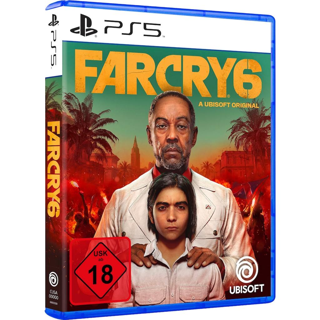 UBISOFT Spiel »FAR CRY® 6«, PlayStation 5