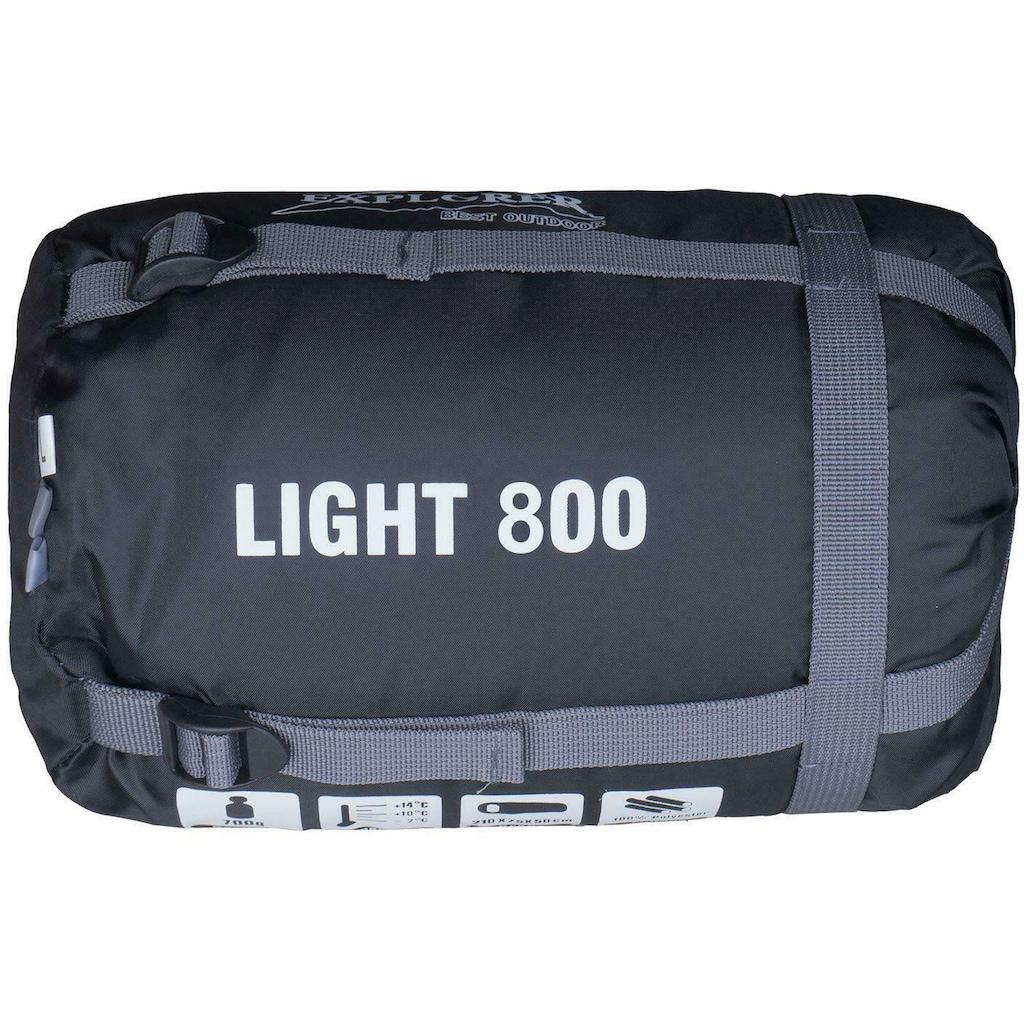 EXPLORER Mumienschlafsack »Light 800«