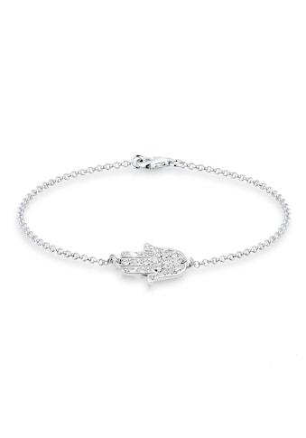 Elli Armband »Hamsa Hand Swarovski® Kristalle 925 Silber« kaufen