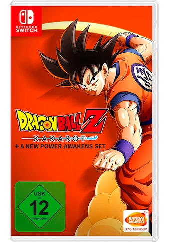 Bandai Spiel »Dragon Ball Z: Kakarot«, Nintendo Switch kaufen