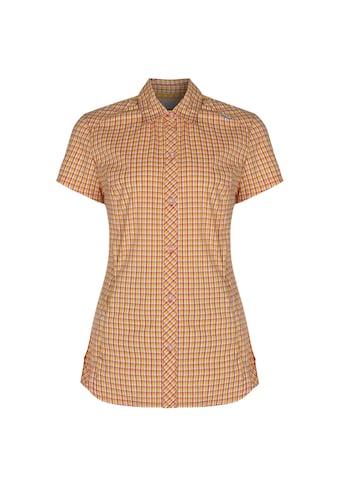 Regatta Kurzarmbluse »Great Outdoors Damen Honshu Grid Karo Kurzarm Bluse« kaufen