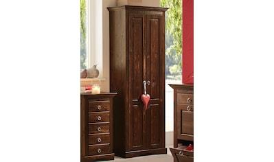 Home affaire Garderobenschrank »Rustic« kaufen