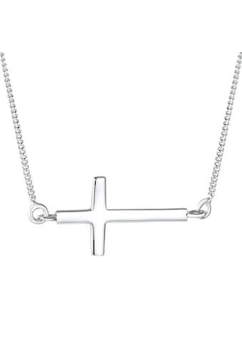 Rafaela Donata Kreuzkette »A1451«, (1 tlg.), aus Sterling Silber kaufen