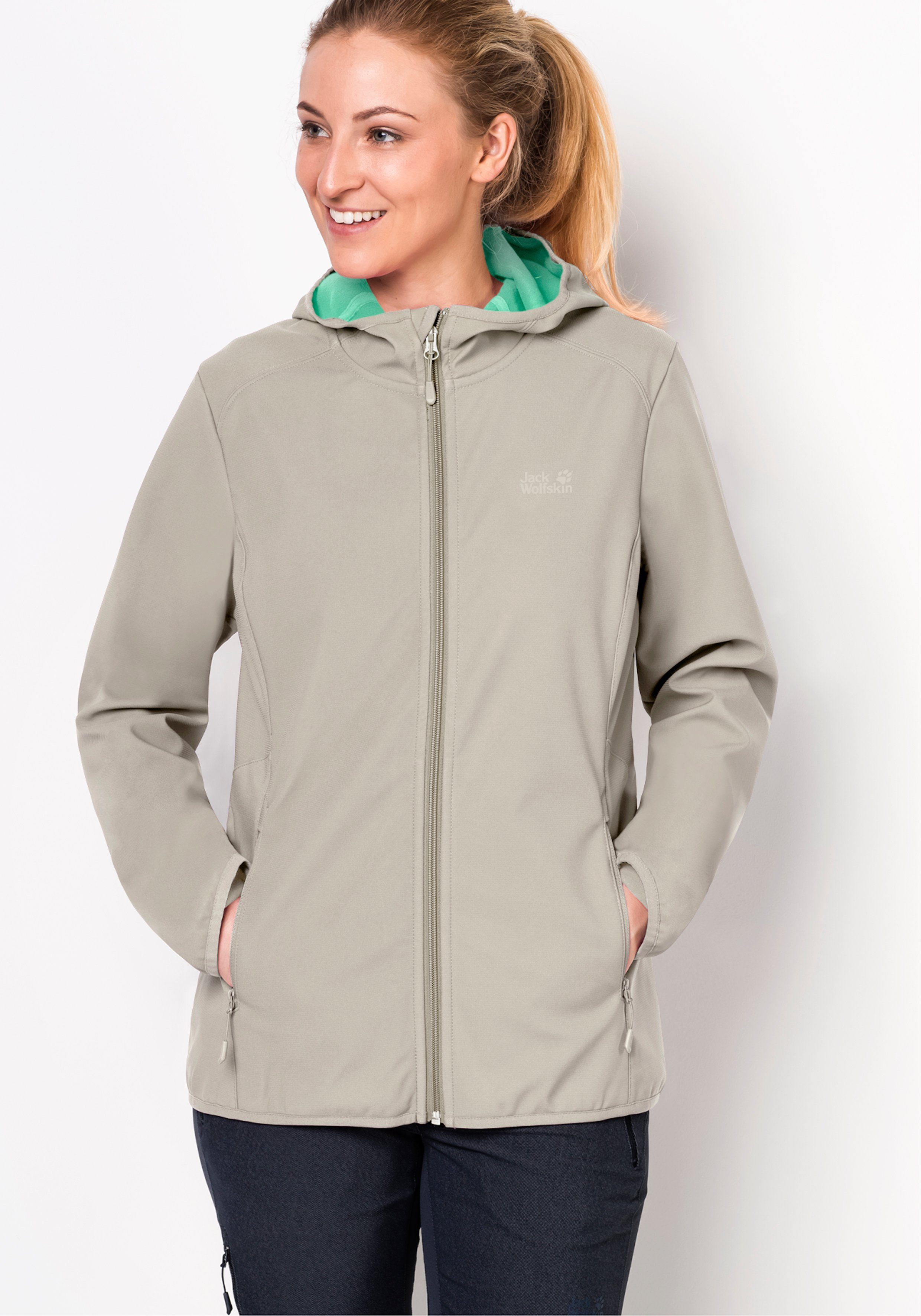 Jack Wolfskin Softshelljacke  NORTHERN POINT WOMEN  Preisvergleich