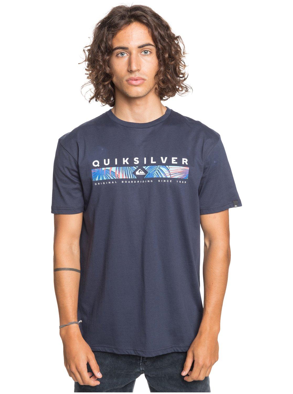 quiksilver -  T-Shirt Jungle Jim