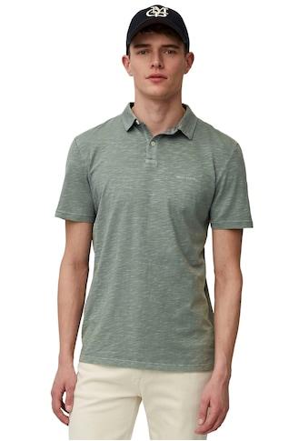 Marc O'Polo Poloshirt, mit leichter Struktur kaufen