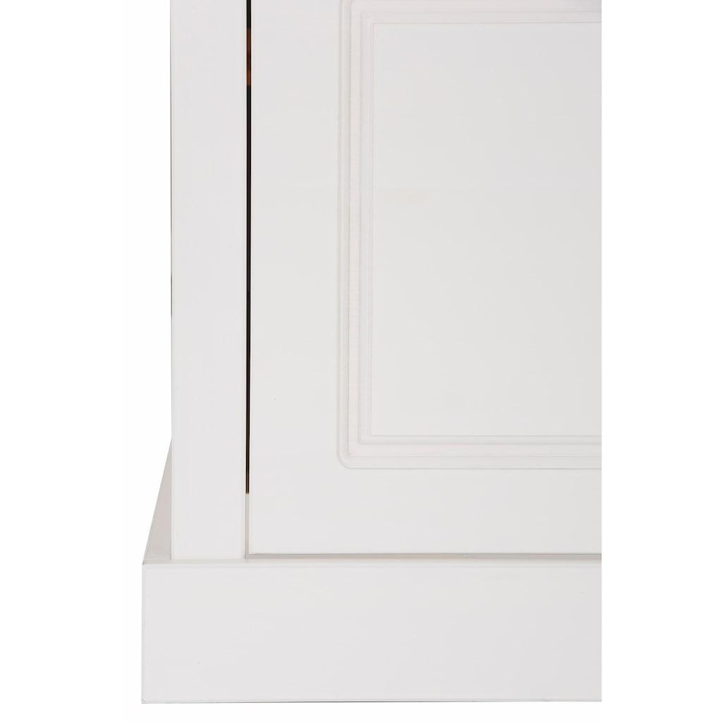 Home affaire Schuhkommode »Basilico«, aus massiver Kiefer