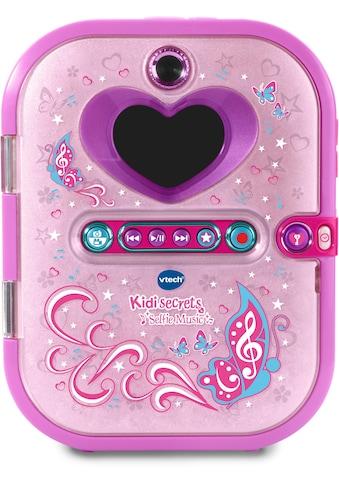 "Vtech® Elektronisches Tagebuch ""Kidisecrets Selfie Music"" kaufen"