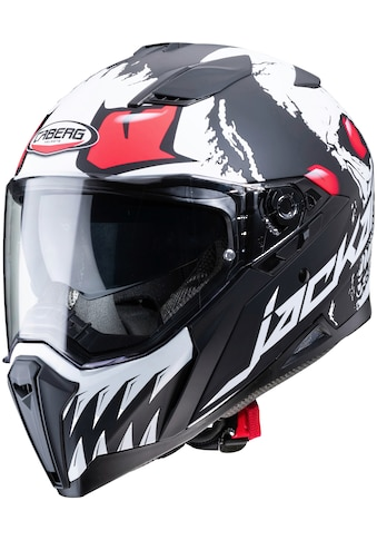 Caberg Motorradhelm »Jackal Darkside«, mit integrierter Sonnenblende kaufen