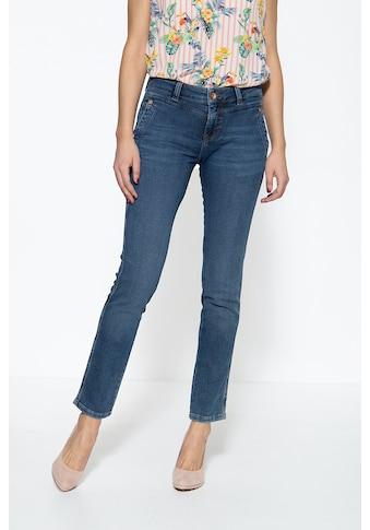 ATT Jeans 5-Pocket-Jeans »Zoe Jog«, mit französischen Eingrifftaschen kaufen