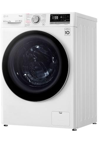 LG Waschmaschine »F4WV609S1A«, F4WV609S1A, 9 kg, 1400 U/min kaufen