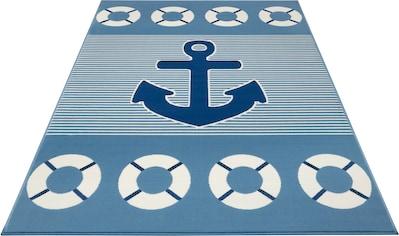 Kinderteppich, »Take a Cruise«, HANSE Home, rechteckig, Höhe 9 mm, maschinell gewebt kaufen