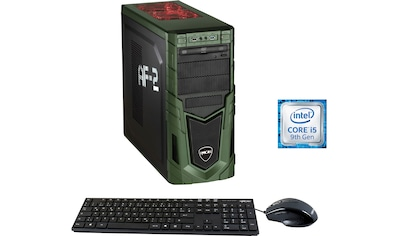 Hyrican »Military Gaming 6579« Gaming - PC (Intel, Core i5, RTX 2060, Luftkühlung) kaufen