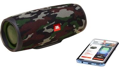 JBL »Charge 4« Bluetooth - Lautsprecher (Bluetooth, 30 Watt) kaufen